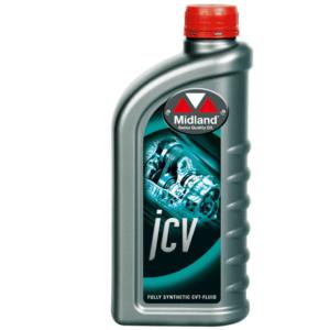 CVT öljy