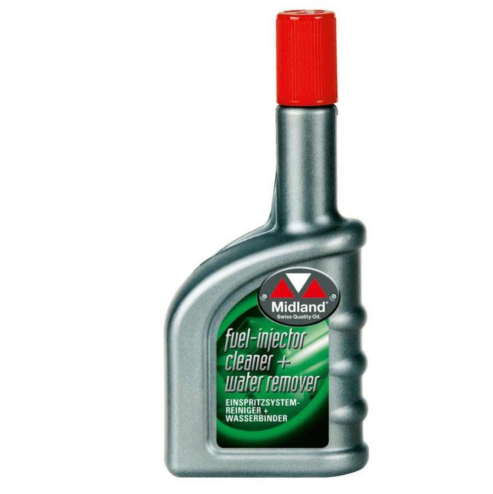 Polttoainejärjestelmän puhdistusaine
