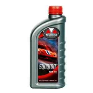 10W -60 täyssynteettinen Race