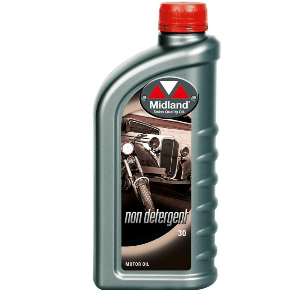 non detergent SAE 30